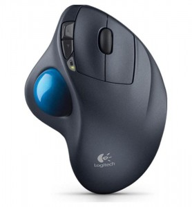 Logitech M570 myszka RF Wireless
